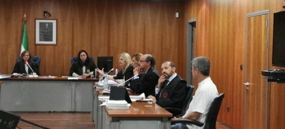 Trial about famous alleged homicide case took place in Malaga with the intervention of Antonio Pedro Rodríguez Bernal