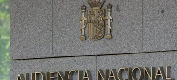 The National Court in Madrid denies extradition of British person